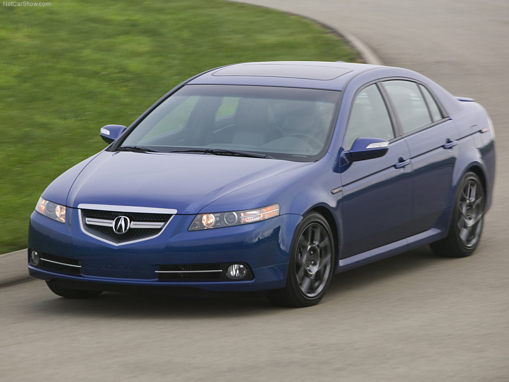 world automotive collection 2007 acura tl type s. Black Bedroom Furniture Sets. Home Design Ideas