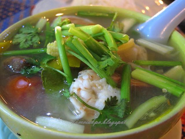 Morradoke Restaurant, Chiangmai