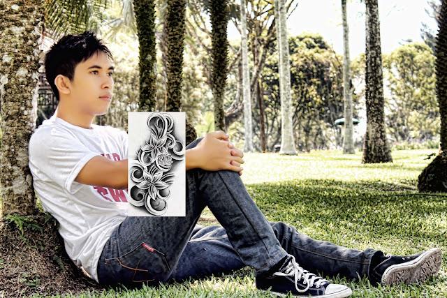 tato1 Membuat Tato warna hitam dengan photoshop