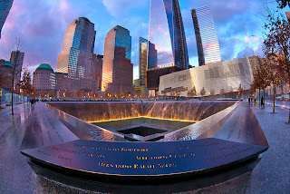 World Trade Center Memorial Park