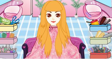 Game cắt tóc nữ - Game hớt tóc, chơi game cat toc hay tại gamevui.biz