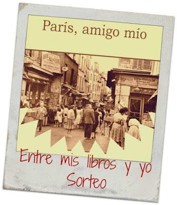 "Sorteo de ""París, amigo mío"""