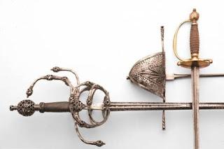 Espadas de duelo