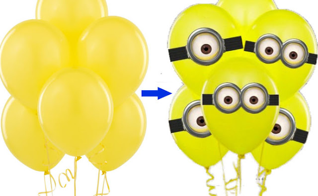 Its Time for some Minion Fun- Minion Theme party Ideas