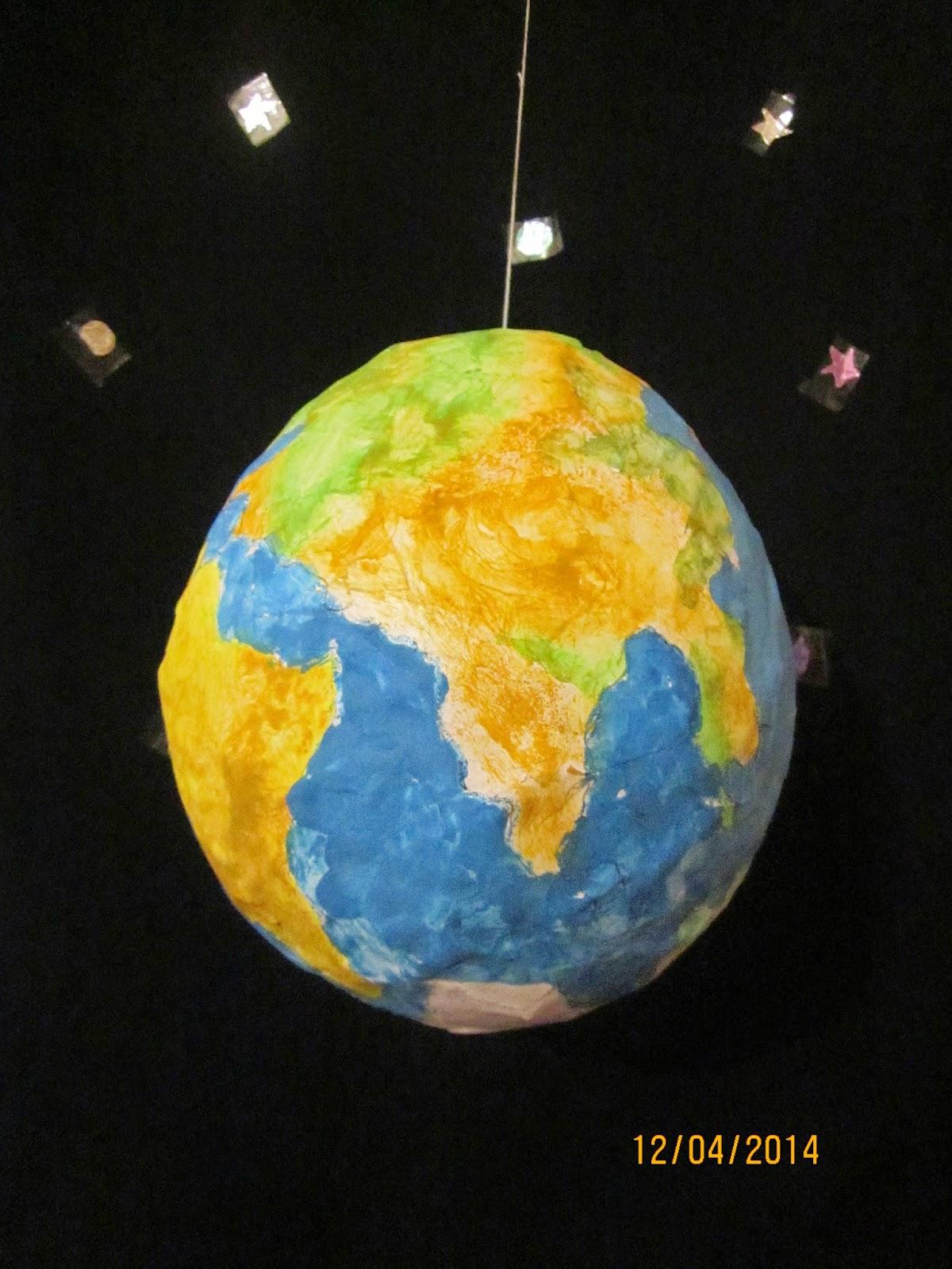 Как сделать поделку планету своими руками? 898