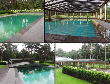 Kolam renang Indoor di Bandung