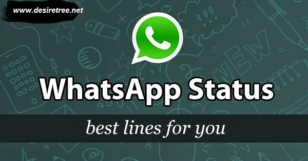 best whatsapp status 2015