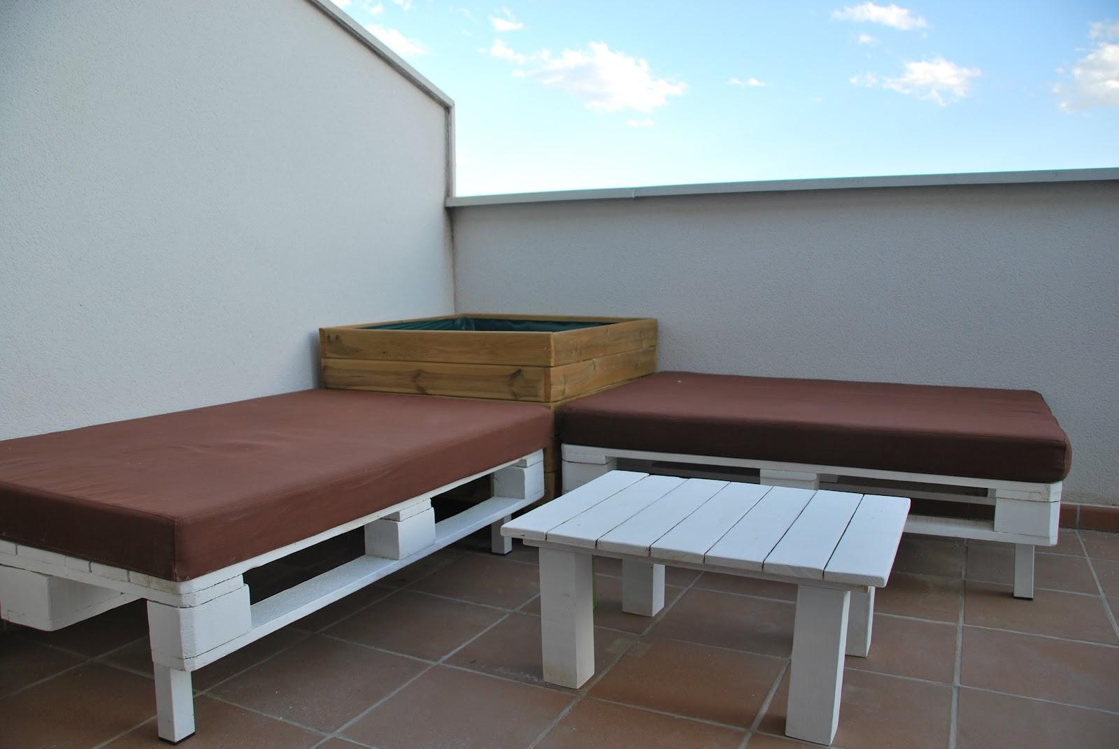 I d e a terraza mar a for Bancos para terrazas baratos