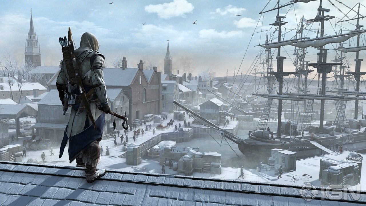 Assassin's Creed 3 Full Tek Link İndir + Torrent