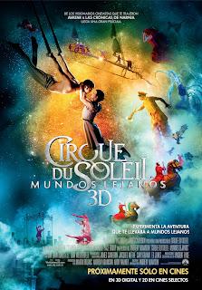Cirque Du Soleil: Mundos Lejano