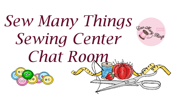 Sew Many Things Chat Room