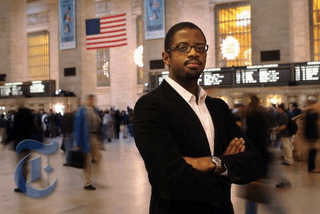 Proudly Nigeria: Nigerian Technology Entrepreneur, Chinedu Echeruo's HopStop.com Acquired By Apple