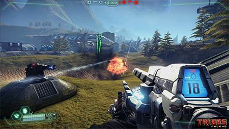 Game PC Tribes Ascend