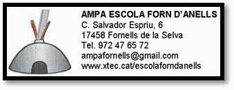 AMPA escola Forn d'Anells