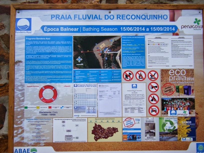 Praia Fluvial do Reconquinho