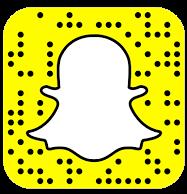 Folge mir auf Snapchat