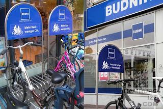 Budni Fahrradständer