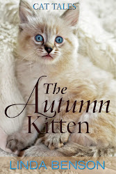 The Autumn Kitten - Linda Benson
