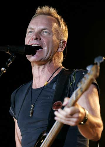 Sting (Gordon Summer)