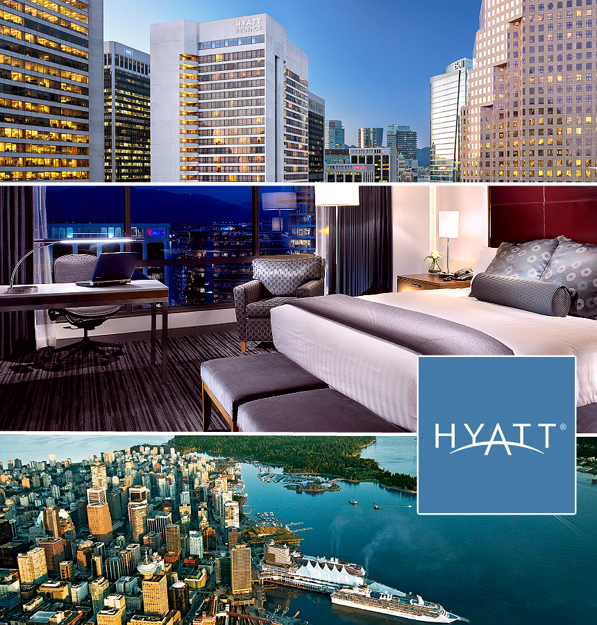 Hyatt Vancouver, B.C.