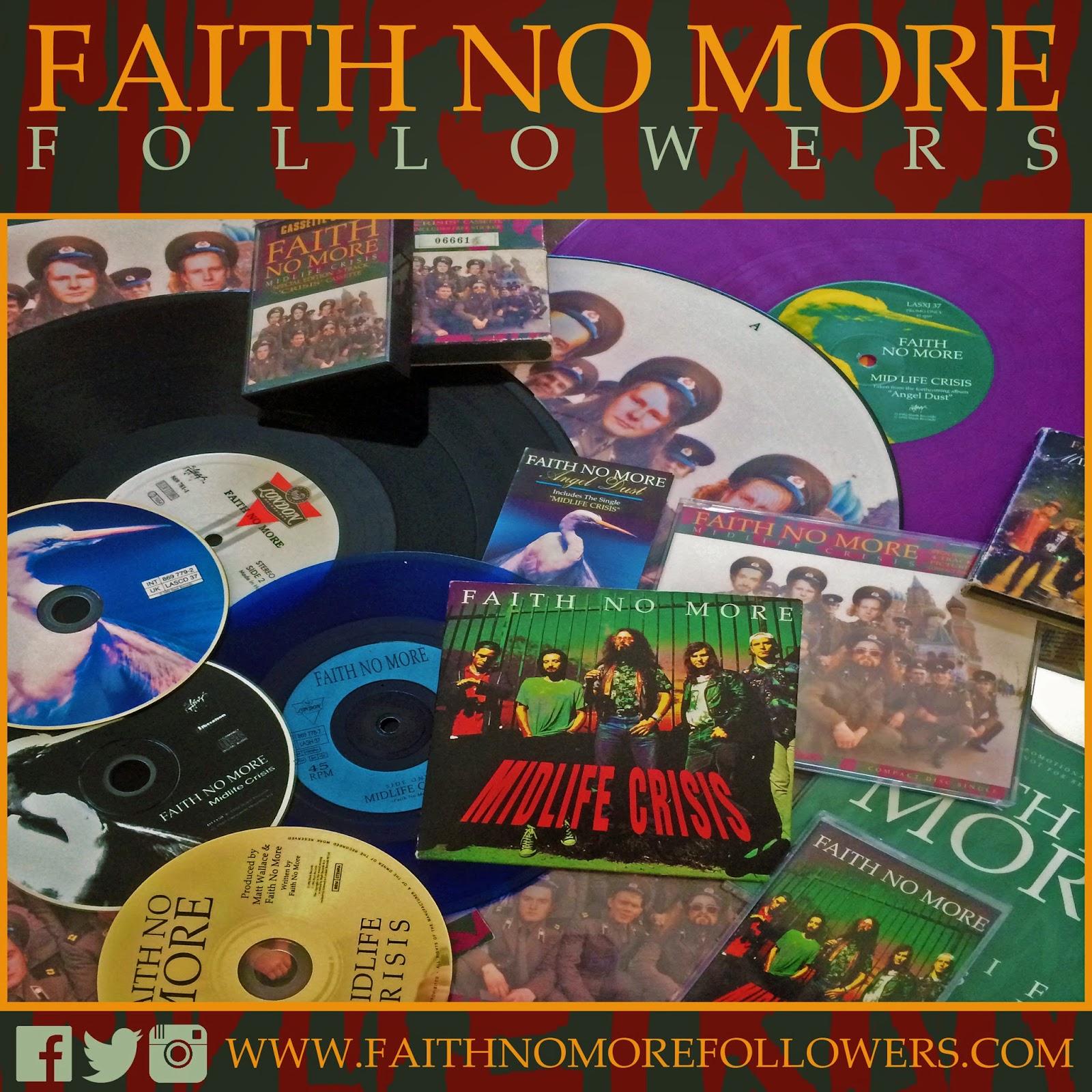 Faith No More - Midlife Crisis Lyrics | Musixmatch
