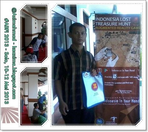 ABFI 2013 Solo, Asean Blogger Festival Indonesia 2013.