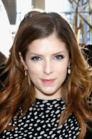 Anna Kendrick Long Wavy Cut Hairstyle