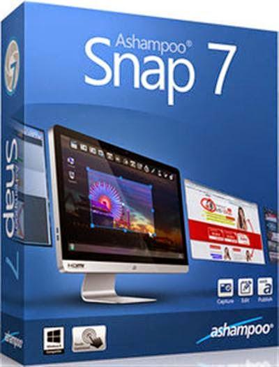 Ashampoo Snap v7.0.9 portable Multilanguage