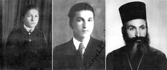 Bolešljivi i mirni dečačić Gojko  - Gojko Stojčević student Bogoslovije -                                         Vladika Pavle 1957 godine