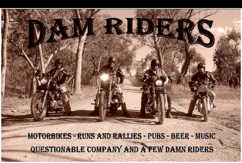 Dam Riders