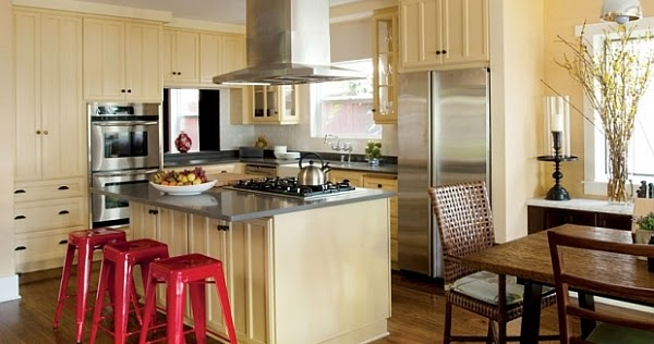 Dise adora de interiores consejos para dise ar la cocina for Disenar mi cocina