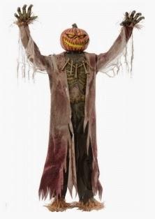 Espectros, Decoración Halloween