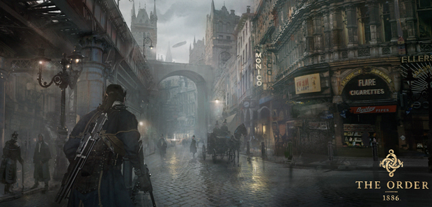The Order 1886 Gameplay Footage
