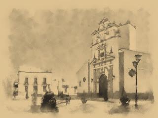 Bormujos - Plaza de Nuestra Señora de la Encarnación