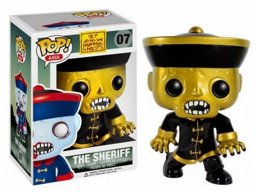 Funko Pop! Asia The Sheriff SDCC