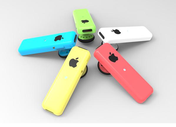 Tai nghe bluetooth phong cách iPhone 5C, ảnh 4