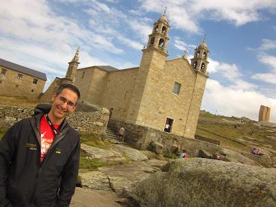 Santuario de la Virgen de la Barca in Muxia