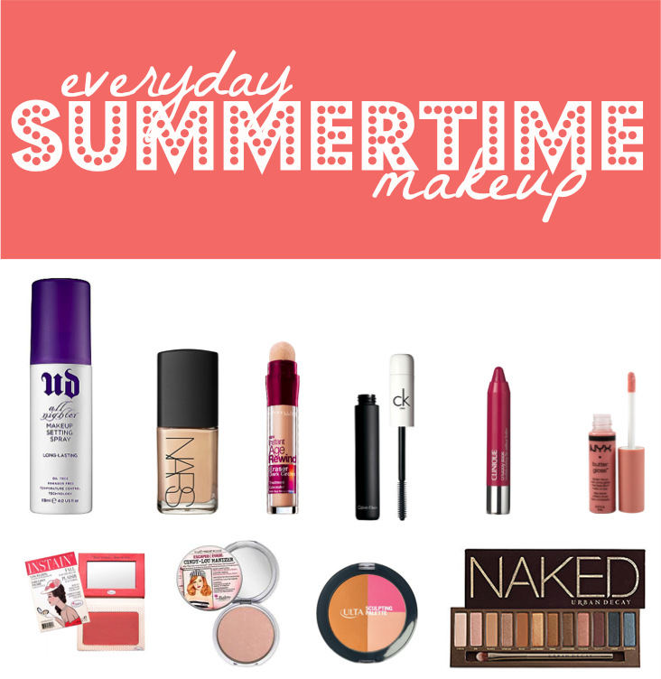 Summer Sweat Proof Makeup