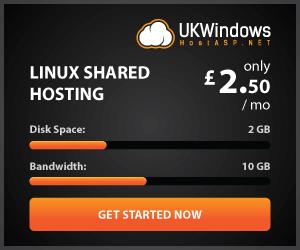 UKWindowsHostASP.NET