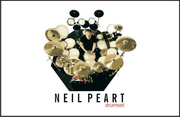 neil_peart-drumset_front_vector