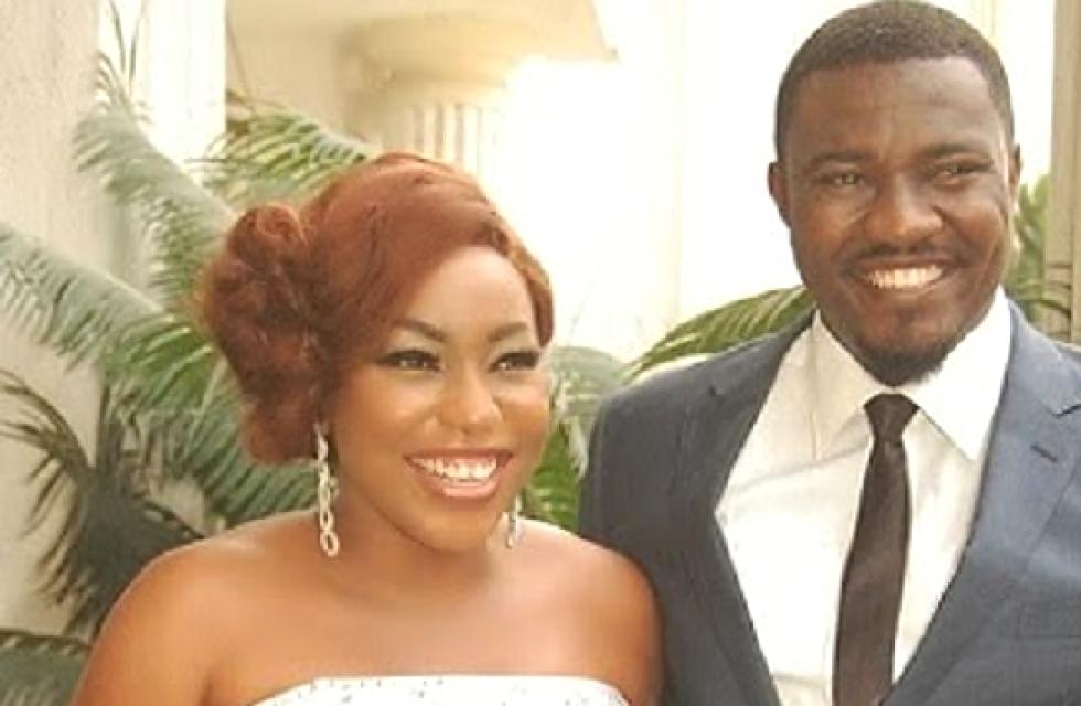Rita Dominic Marries Ghanaian Actor John DumeloRita Dominic Wedding Pictures