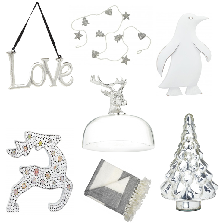 HOMESENSE WHITE CHRISTMAS AW15 PRODUCTS