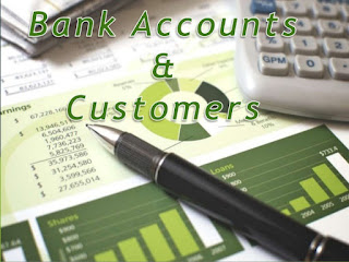 What types of Bank accounts are available?