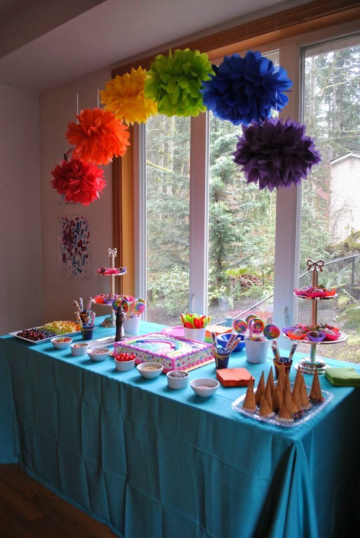 Decoración de Fiestas Infantiles de My Little Pony | Fiestas ...