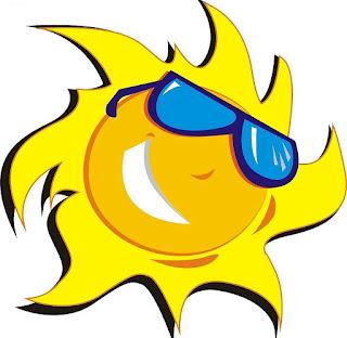 Gambar Kartun Matahari