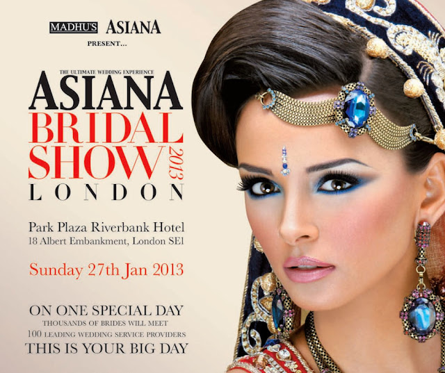 Asiana Bridal Show 2013 oozescouture