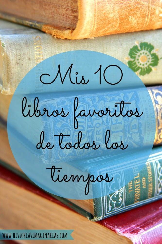 Mis 10 libros favoritos de todos los tiempos
