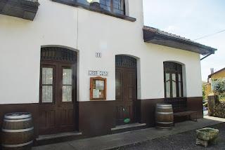 Nava, Ceceda, Casa Colo, vista exterior