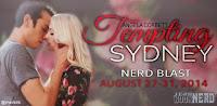 TEMPTING SYDNEY Nerd Blast & Giveaway