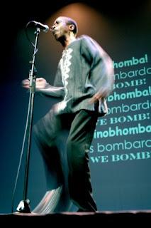 Slam Poet Poète Zimbabwe